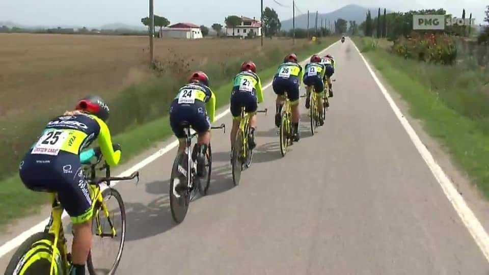 Crono Giro Rosa 11/09/2020