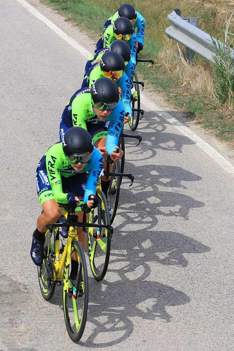 Ventaglio Giro Rosa 11/09/2020